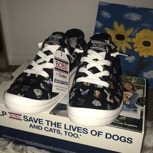 Bobs for dogs sketchers sneakers